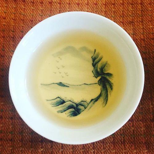 Jingdezhen teacup