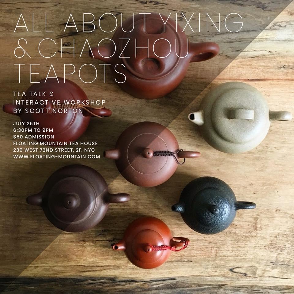 All About Yixing & Chaozhou Tea