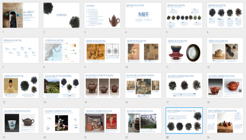All about Wulong Presentation Grid Image